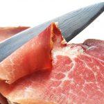 cortar paletilla cuchillo
