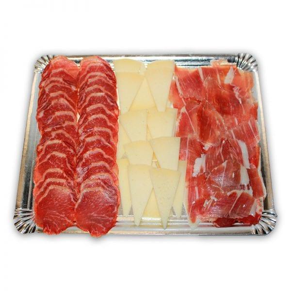 serrana jamon queso lomo