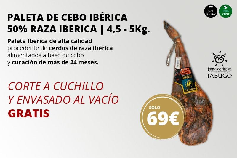 Oferta Paleta Ibérica